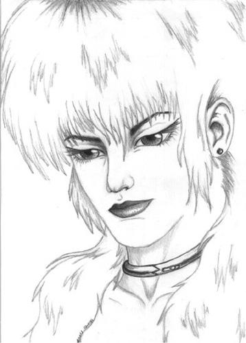 Valkyrie: Pencil Sketches