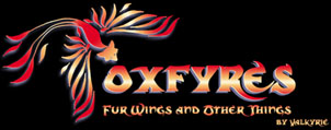 FoxFyres Fur Wings and Other Things by Valkyrie